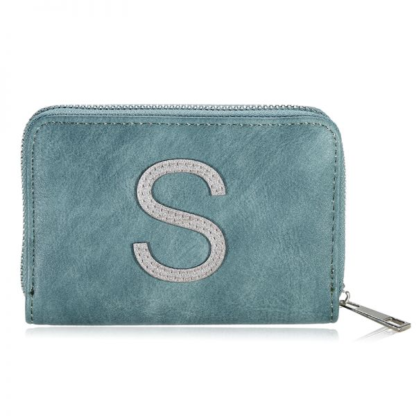 Wallet one letter - s
